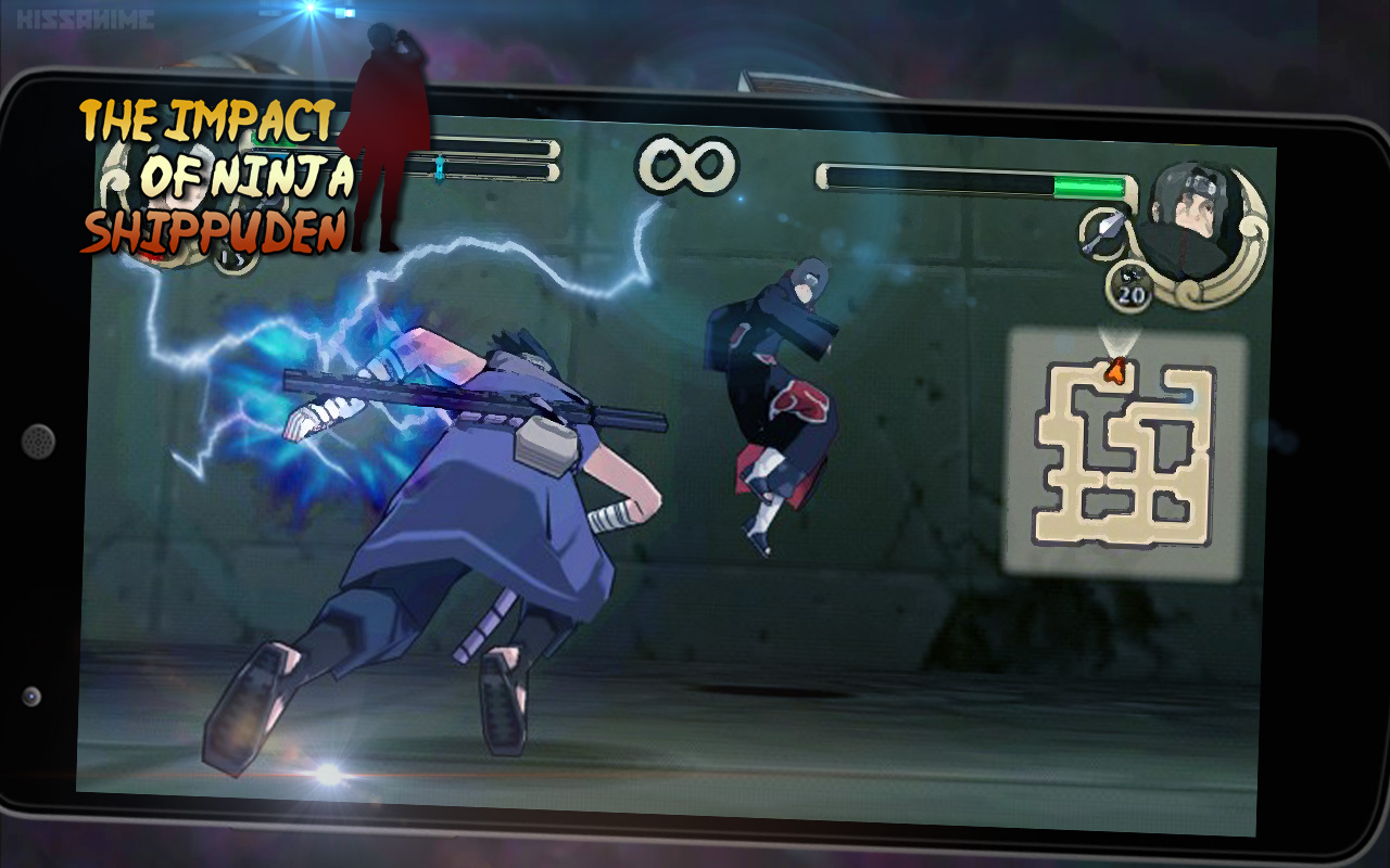 download naruto ultimate ninja heroes 4 ppsspp android