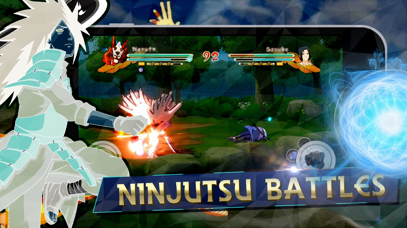 download naruto games ppsspp