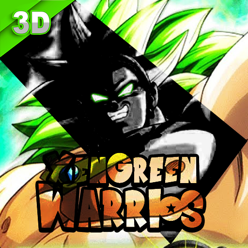 Dragon Ball Z Ultimate Xen: Green Warriors PPSSPP Mod APK