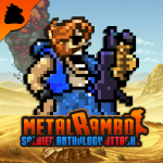Metal Rambo: Soldier Anthology Attack