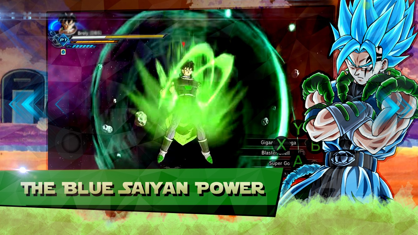 Ultimate-Sayajin-Legendary-Fight-s4