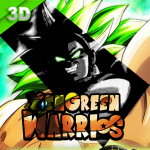 DBZ Ultimate Xen: Green Warriors