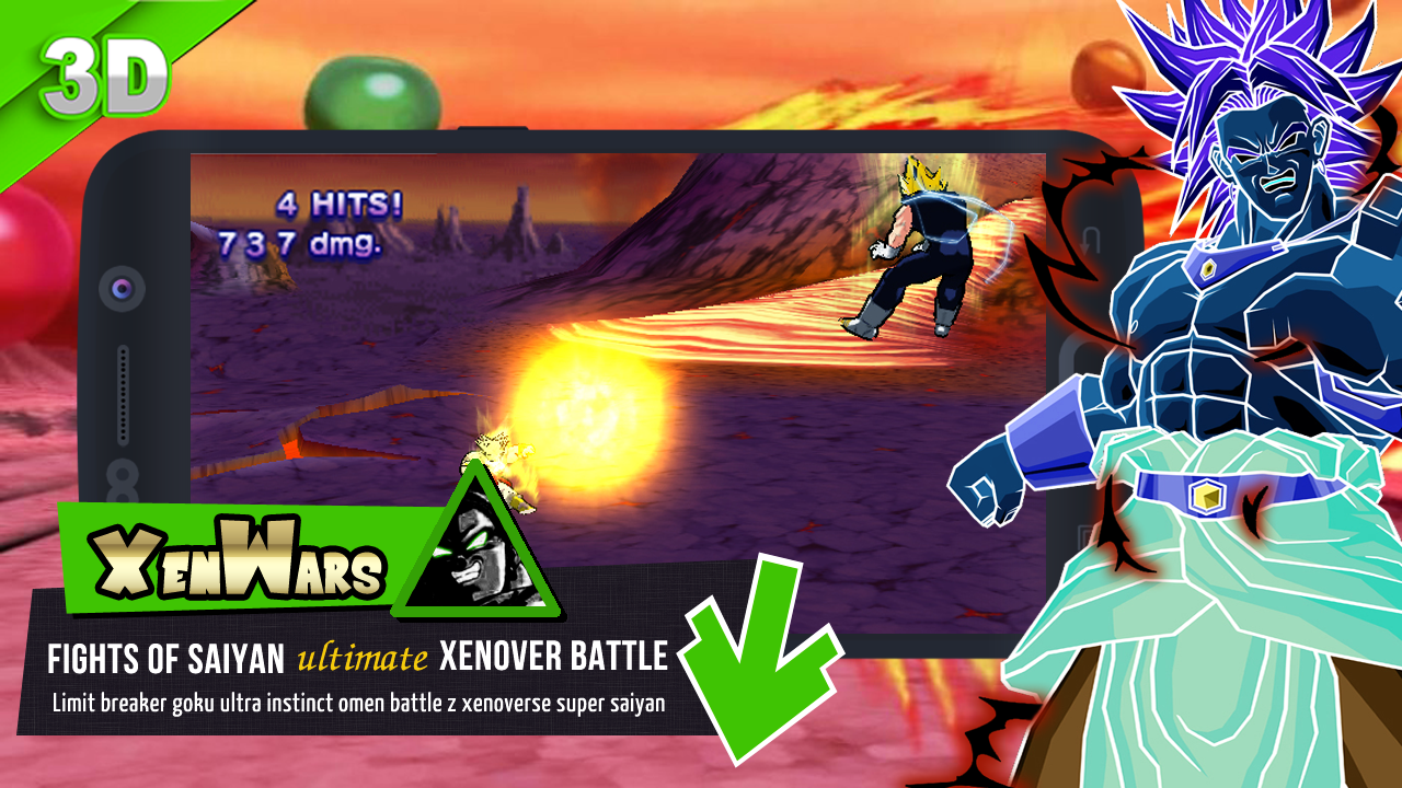 Ultimate-Xen-Green-Warriors-s1