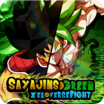 DBS Sayajins Green: Xenoverse Fight