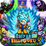 Super Battles Saiyan Blue