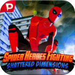 Spider Heroes Fighting: Shattered Dimensions