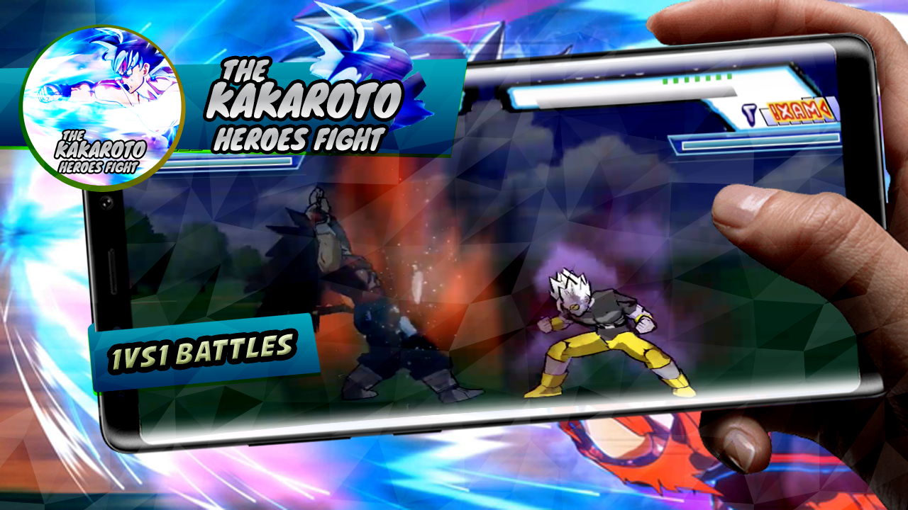 Kakaroto-Instinct-Heroes-Fight-2