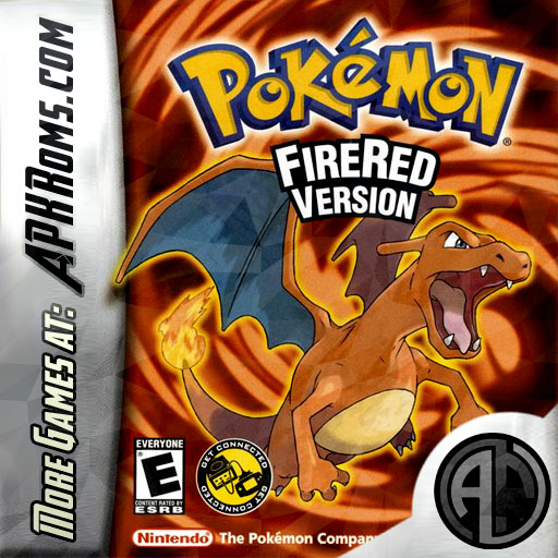 Pokemon Fire Red for Android