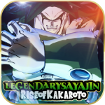 Dragon Ball Z : Legendary Sayajin Rise Of Kakaroto