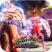 DBZ: Super Sayajin UI Clash of the Red Flames Warrior