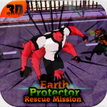 Earth Protector Ben Rescue Mission