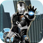 Flying Iron: Superhero Rescue Mission
