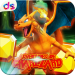 Super Charizard: Dragon Adventure